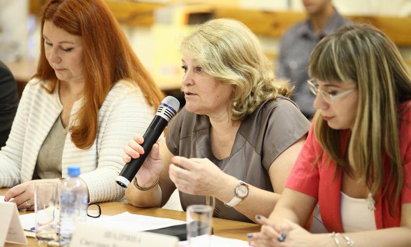 Обсуждение в Северодвинске.