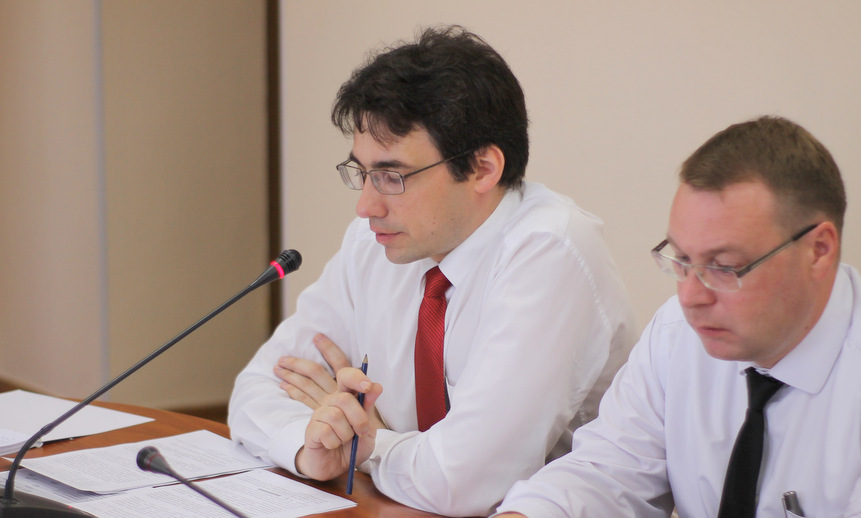 Александр Бараев.