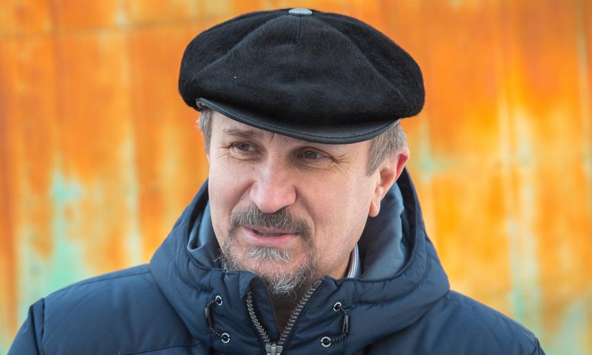Дмитрий Яскорский.