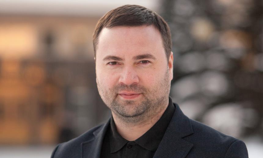Уполномоченный при губернаторе Архангельской области по защите прав предпринимателей Иван Кулявцев.