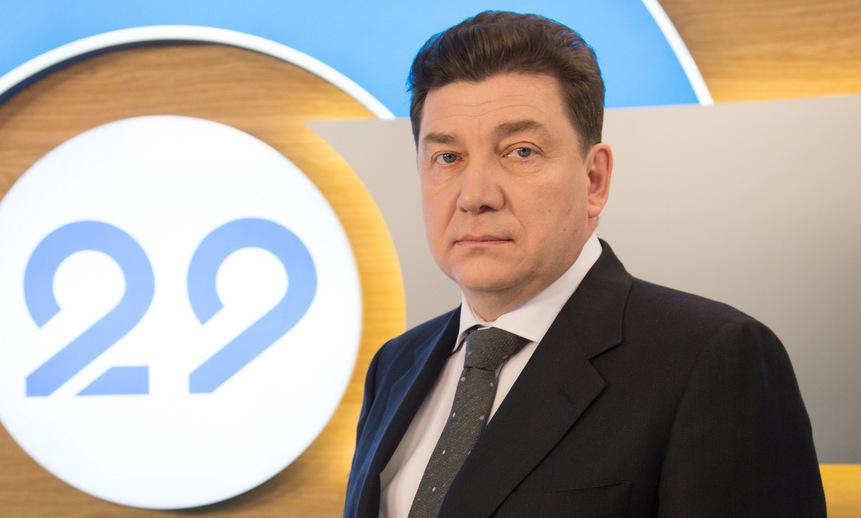 Глава Новодвинска Сергей Андреев.