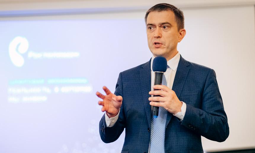 Заместитель директора макрорегионального филиала «Северо-Запад» ПАО «Ростелеком» Алексей Нестеров.