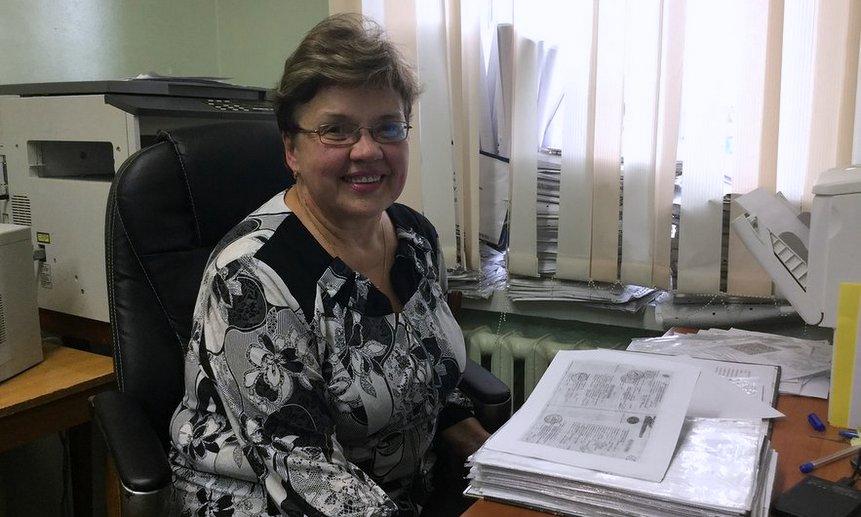 Светлана Демашева.