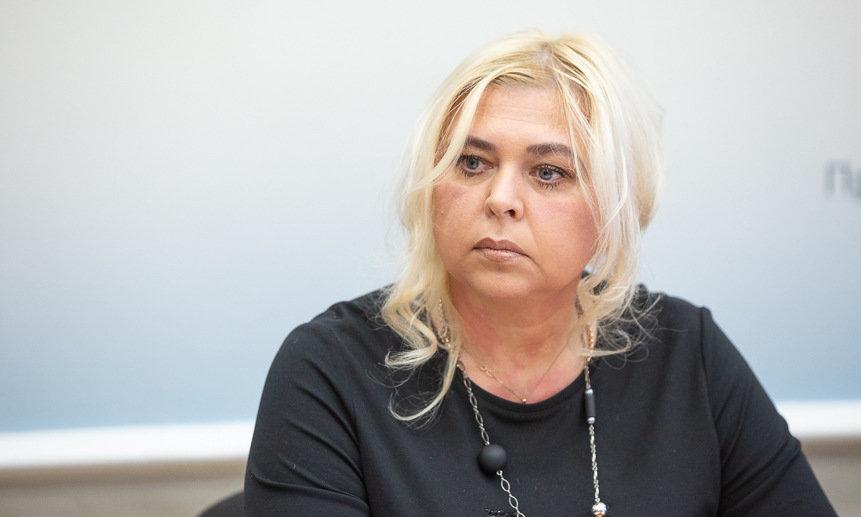 Елена Говорова.